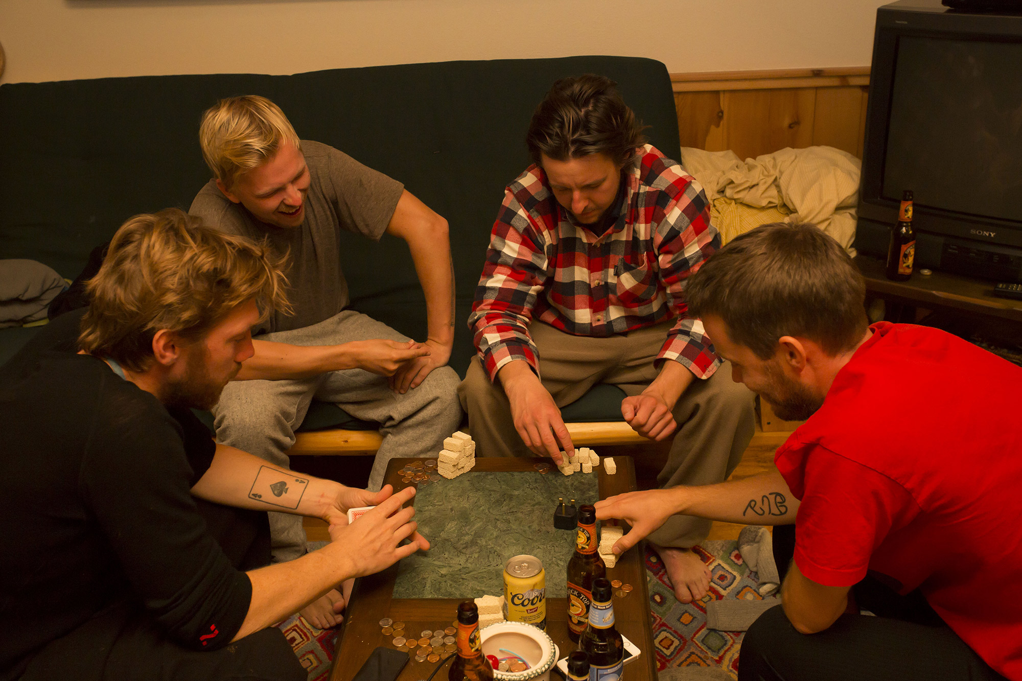 Pokerboyz. Foto: Magne Granvik Andersen