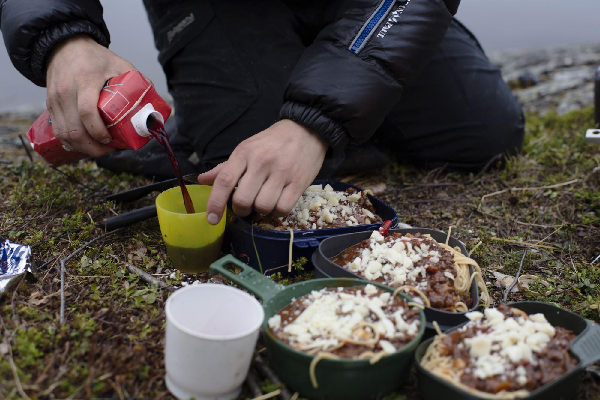Italiensk på vidda. Foto: Åsmund Indrebø Næs